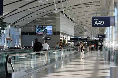 Metro Detroit Airport - The Point of Entry for Many Lebanese